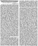 'Die geschichtliche Entwicklung des Synagogengesanges seit Anfang des 19. Jahrhunderts. Von Oberkantor Wilhelm Heimann', Artikel in der 'Bayerischen Israelitischen Gemeindezeitung', 15. Juni 1930