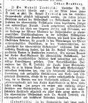 Nachruf auf Rudolf Trebitsch