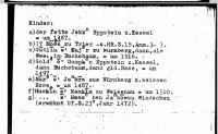 Personalblatt Simmel Halevi Eppstein, Blatt 2, Ele Toldot