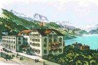 Hotel Edelweiss, St.Moritz