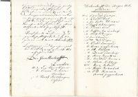 Statuten der Hohenemser Lesegesellschaft, 1813