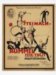 Sheet Music: Steinach-Rummel Foxtrott