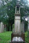 Grab von Josef Sulzer, Zentralfriedhof Wien