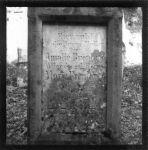 Grabstein von Amalie Brentano