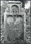 Grabstein von Sarah Bikart-Wohlgenannt