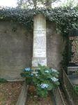 Grabstein für Jakob Bermann Jüdischer Friedhof Meran