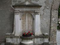 Grab von Otto Schindler