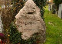 Grabstein für Jean Améry