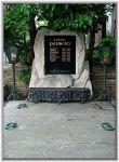 Familiengrab Palmers auf dem Grinzinger Friedhof, Wien