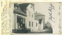 Haus von Hedwig Loewy in Waidhaus