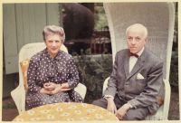 Caroline (geb. Pierson) und Paul Jaffe