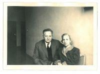 Richard und Erna Loewy, 1960