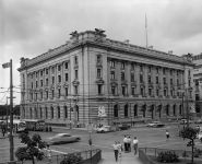 Federal Building and Post Office in Cleveland, 1965
