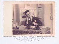 Markus Silberstein, 1934