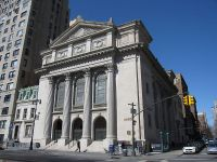 Congregation Shearith Israel, New York