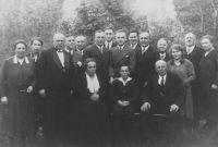Bar Mitzvah von Rudolf Mendel
