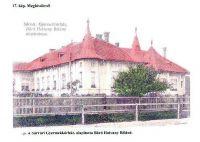 Béla Hatvany, Anwesen in Sárvár