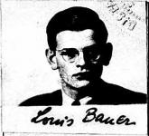 Louis/Alois Bauer