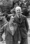 Grete und Richard Berger, 1938