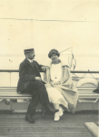 Alice Fanny Brettauer und Anton Reichenbach im Jahre 1922