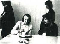 Ronny Loewy (rechts) und Detlev Claussen