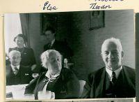 Theodor und Elsa Burgauer