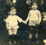 Erich und Walter Singer