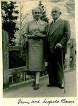 Erna Harburger und Leopold Baum