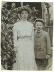 Erna und Richard Levy, 1909