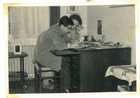Ernst und Regina Loewy, nach 1957