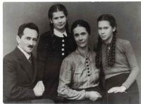 Familie Blum um 1938