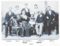 Familie Sigmund und Rosalie Bass (Ehrenhaft)