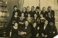 Familie Goldstern-Umansky, um 1919