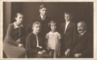 Familienfoto Grünmandl