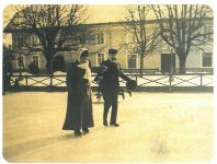 Fanny Bles Brunner und Philip Brunner