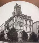 Gärtnerweg 40, Frankfurt am Main, um 1910