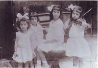 Das Galimir Quartett, um 1920