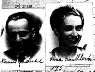 Hans Frankl und Anna Adler
