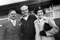 Familie Weil um 1949