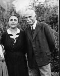 Helene und Theodor Elkan, um 1938