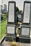 Grabsteine für Henriette und Henri Netter