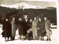Familien Foto der Hirshtals