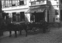 Hotel Starkenhof, Meran um 1915