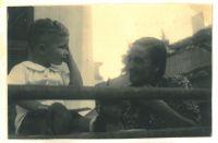 Jonathan Errell und Sarah Schapiro-Errell, 14.8.1947