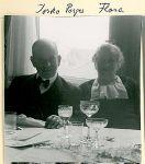 Josef Porges und Flora Burgauer-Porges