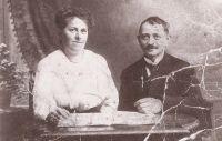 Julie Bickard und Emil Rothschild