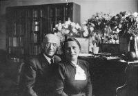 Julius und Emma Pasch