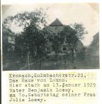 Haus Lamm, Kronach, Kulmbacher Straße 21