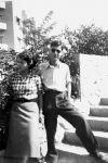 Regina Schaller und Ernst Loewy, um 1940