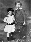 Maria und Albert Einstein